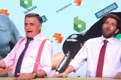 Gonzo se despide de 'El Intermedio': Estas son sus seis broncas más sonadas en las que no salió precisamente muy bien parado