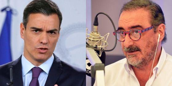 """Herrera deja a Sánchez como un 'Pinochetti' de marca mayor: """"Miente más que habla"""""""