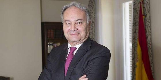 El presidente de los Procuradores de España, Juan Carlos Estévez reclama un gran Pacto de Estado por la Justicia