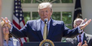 EEUU, a pesar o gracias a Trump, encadena el mayor periodo de crecimiento de su historia