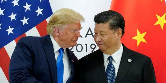 """Donald Trump: """"China y EEUU aún tienen mucho por recorrer antes de un acuerdo comercial"""""""