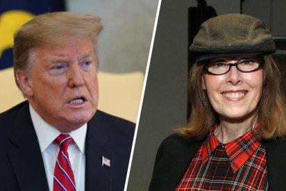 La periodista Elizabeth Jean Carroll acusa a Donald Trump de violarla en unos grandes almacenes de Nueva York