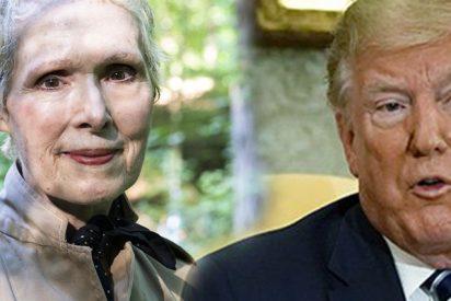 """Trump niega las acusación de violación de la escritora E. Jean Carroll diciendo que """"no es su tipo"""""""