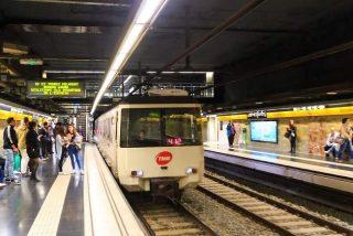 Detenida una menor por tirar a otra joven a las vías del Metro