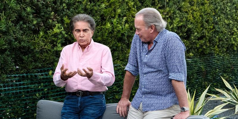 El sorprendente testimonio de José Luis Rodríguez 'El Puma' que dejó impactado a Bertín Osborne
