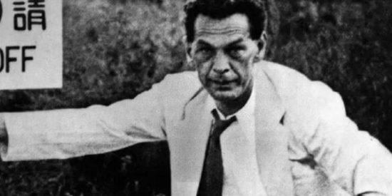 El espía comunista Richard Sorge, alias 'Ika', ejecutado por los japoneses.