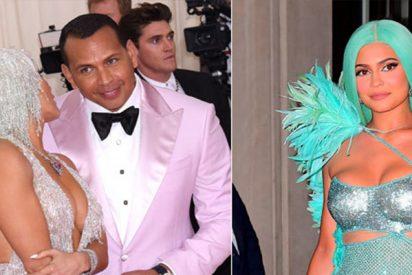 El lío del prometido de Jennifer Lopez con las Kardashian