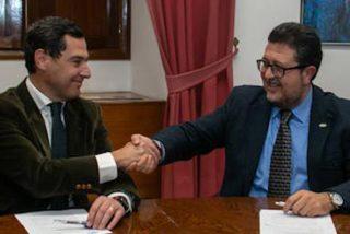 Habrá Presupuestos PP-CS en Andalucía: VOX logra concesiones y retira en el último minuto su enmienda a la totalidad
