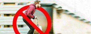Muy grave el chaval de 17 años atropellado cuando cruzaba en patinete un paso de peatones