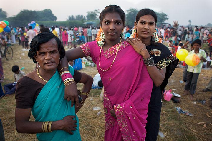 Cuándo, cómo y por qué los británicos intentaron eliminar a los eunucos de India