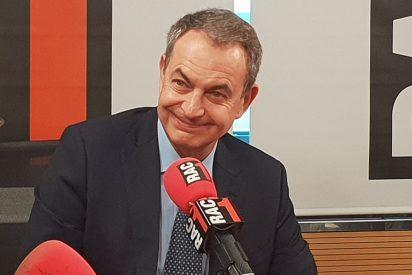 La última del 'traidor' Zapatero: se ofrece como mediador en Cataluña y pide que se estudien los indultos a los golpistas