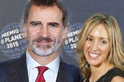 Felipe VI se preocupa del estado emocional de Beatriz Tajuelo, ex de Albert Rivera