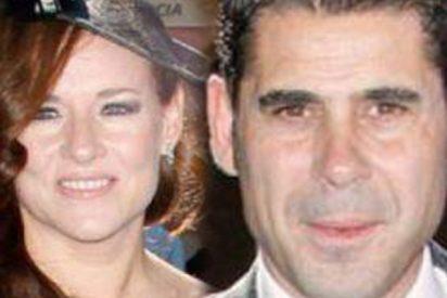 Fernando Hierro se separa de su mujer tras más de 20 años casados