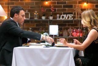La cita más 'hot' de First Dates podría terminar en el hospital