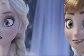 Locura en las redes con este nuevo tráiler de Frozen 2