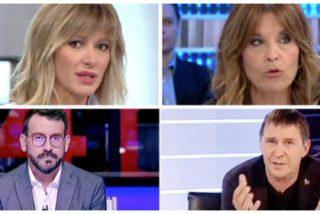 Luz Sánchez-Mellado (El País) critica a colaboradores de 'Espejo Público' por poner a caldo la entrevista a Otegi en TVE y Susanna Griso se calla como una puerta