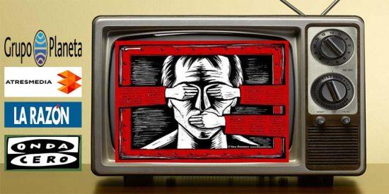 'Atresmedia' es la mejor película de timadores, estafadores y tramposos que tenemos en cartel