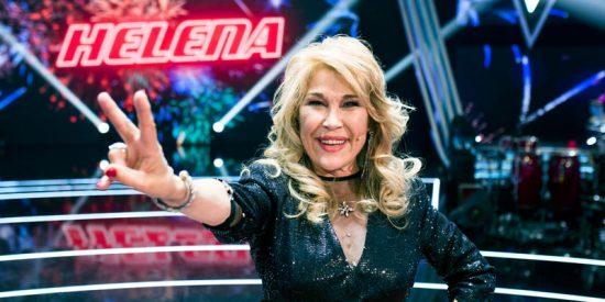 Helena Bianco se convierte, a sus 70 años, en la primera ganadora en España de 'La Voz Senior'