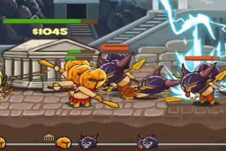 "Cómo jugar gratis online a ""Heroes of myths warriors of gods"""