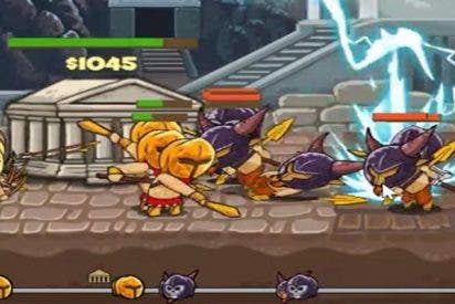 "Cómo jugar gratis online a ""Heroes of myths warriors of gods"""