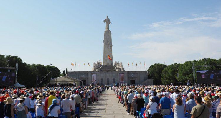 La Iglesia renueva la Consagración de España al Sagrado Corazón cien años después
