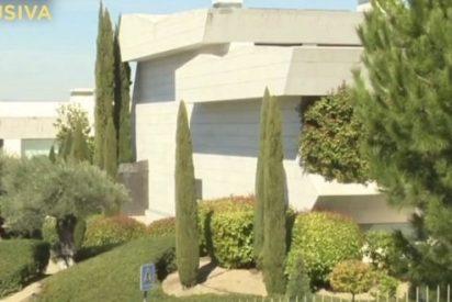 La lujosa mansión en Madrid y el cochazo de Albert Rivera que ocultan en Ciudadanos