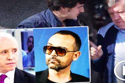 Inda pilla a Risto 'cag.... y sin papel': el Rey de la Telebasura II contrata a un detective para espiar al periodista