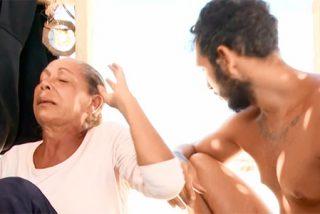 Las continuas amenazas de abandono de Isabel Pantoja acaban con la paciencia de los espectadores de 'Supervivientes'