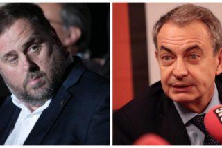¿Por qué no te callas? Zapatero deja bizca a la democracia española con su guiño a Junqueras y demás patulea golpista
