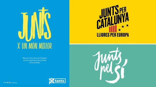 """El cartel de la Iglesia para marcar la """"X"""" irrita a los católicos en Cataluña"""