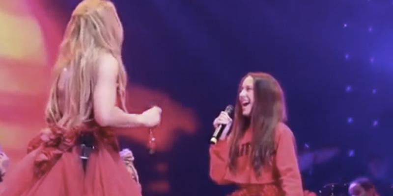 Jennifer Lopez actúa junto a su hija Emme por primera vez