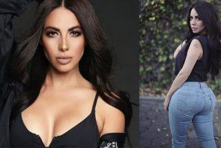 Jimena Sánchez 'nos da la espalda' con su ajustadito mini short