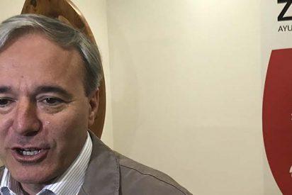 Ciudadanos hace alcalde de Zaragoza al popular Azcón, con la bendición de VOX