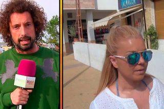 Los tribunales dan la razón a María José Campanario en su demanda contra José Antonio León, reportero de Sálvame'