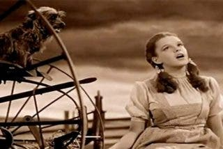 Judy Garland: 'Over The Rainbow'