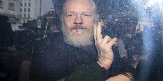 Wikileaks: EEUU pide formalmente a Reino Unido la extradición de Julian Assange