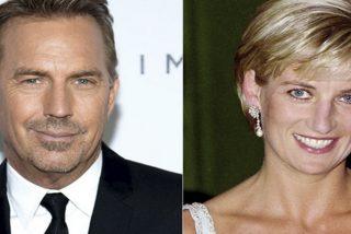Kevin Costner cuenta cómo la princesa Diana casi se convierte en la protagonista de la secuela de El Guardaespaldas