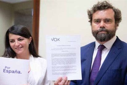 VOX pide a Sánchez que pare los pies a Macron y que el galo deje de interferir en la política de España
