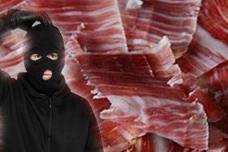 Ladrón manga una tarjeta de crédito, se gasta 1.500 euros en un jamón de bellota y las redes piden el 'indulto' por su 'buen gusto'