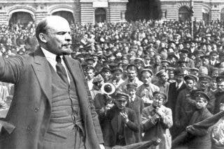 Lenin y la Revolución Bolchevique en la Rusia de 1917