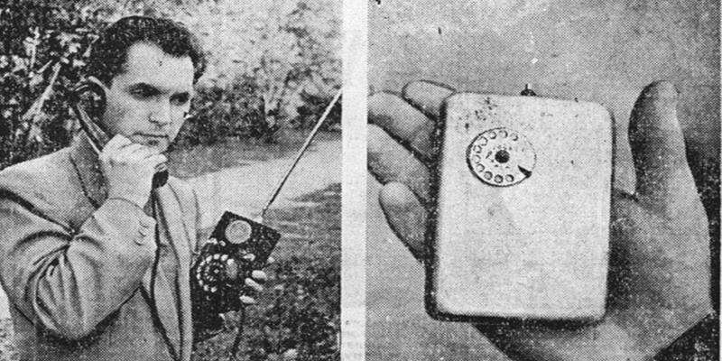 ¿Sabías que gracias a Leonid Kuprianóvich puedes llevar un teléfono móvil en tu bolsillo?