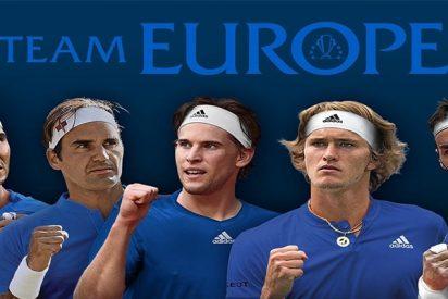Laver Cup: Los 5 magníficos del tenis europeo