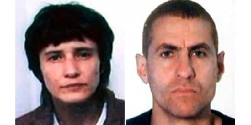 La Guardia Civil atrapa a los terroristas de Resistencia Galega Antón García, 'Toninho', y Asunción Losada, buscados desde 2006