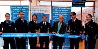 Air Europa inaugura sus vuelos de verano a Copenhague, Atenas y Estocolmo