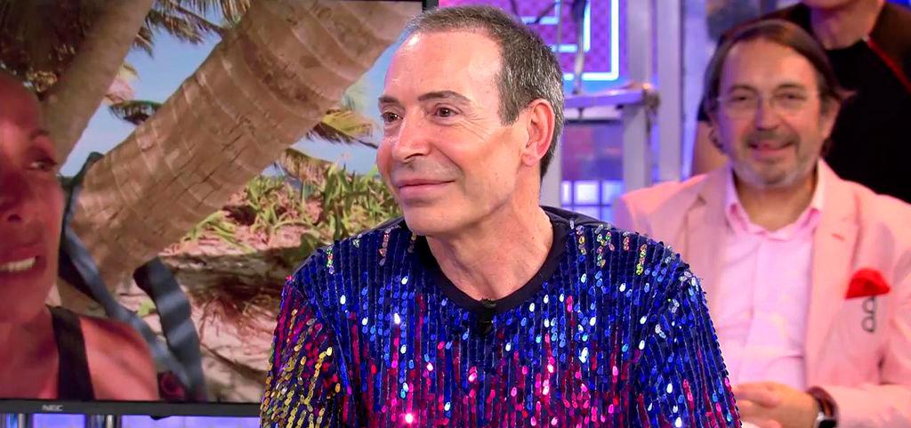 El Maestro Joao sorprende a Jorge Javier Vázquez confesando sus preferencias sexuales