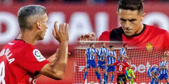 El Mallorca vuele a ser equipo de Primera División tras remontar un partido muy complicado ante el Deportivo