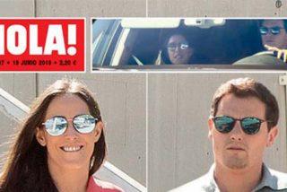 La revista '¡Hola!' paga la friolera de 100.000 euros por las fotos de Albert Rivera y Malú