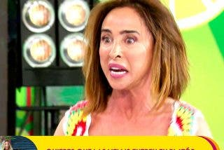 A María Patiño se le 'hincha la vena' tras las críticas recibidas por su boda