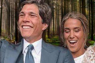 Maria Pombo se casa con un hombre muy llorón