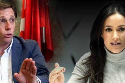 En el último segundo Almeida será alcalde de Madrid, porque Villacís no puede aceptar el apoyo envenenado de Carmena